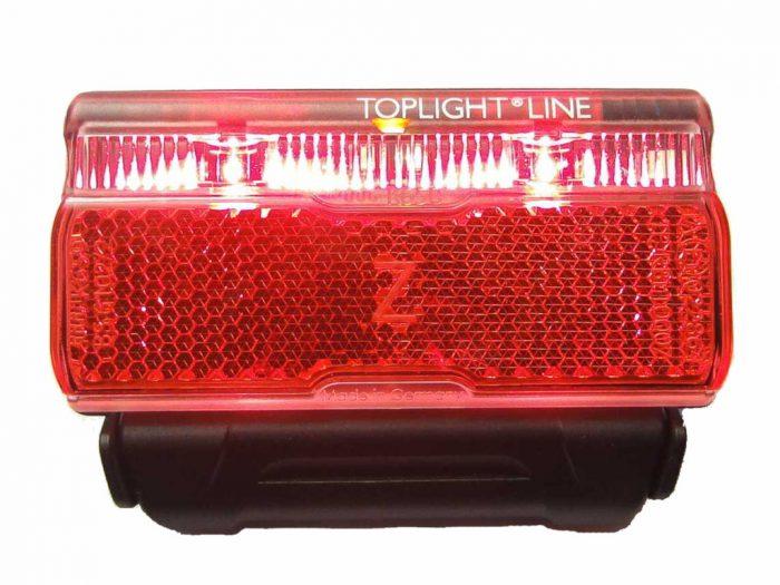 Busch Müller Toplight View permanent batteriebetrieben