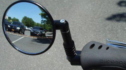 Mirrycle MTB Bar End Mountain Bicycle Mirror