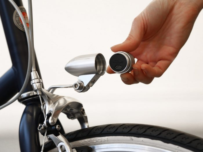 RINDOW BIKES BULLET LIGHTING Bicycle head light Black NEW