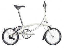 Brompton M6L Folding Bike